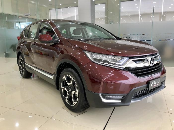Honda CR-V 2019 đủ màu sắc cho bạn lựa chọn