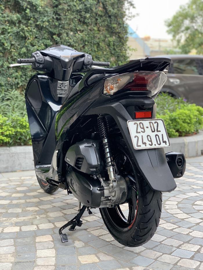 Cần bán SH Việt 150 ABS cuối 2017 màu Đen cực chất