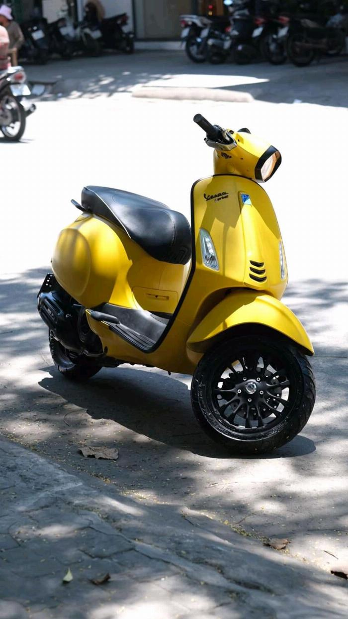 Vespa Sprint ABS 2019 4