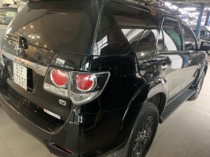 Fortuner sx 2015 AT.Xe bán tại hãng Ford 2