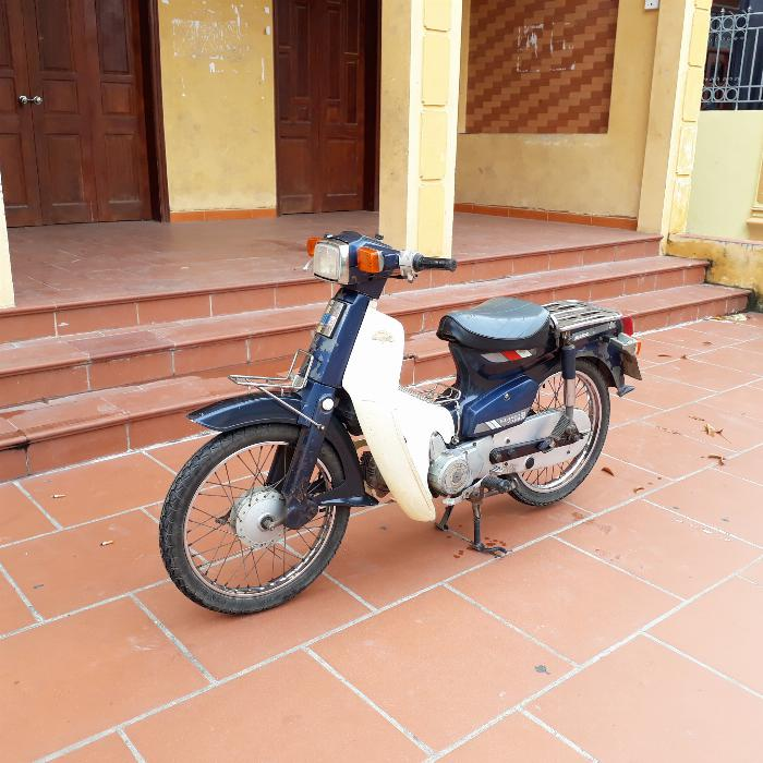 Honda Cub 90cc Nhật nguyên bản biển 4 số Hà Nội 29 1