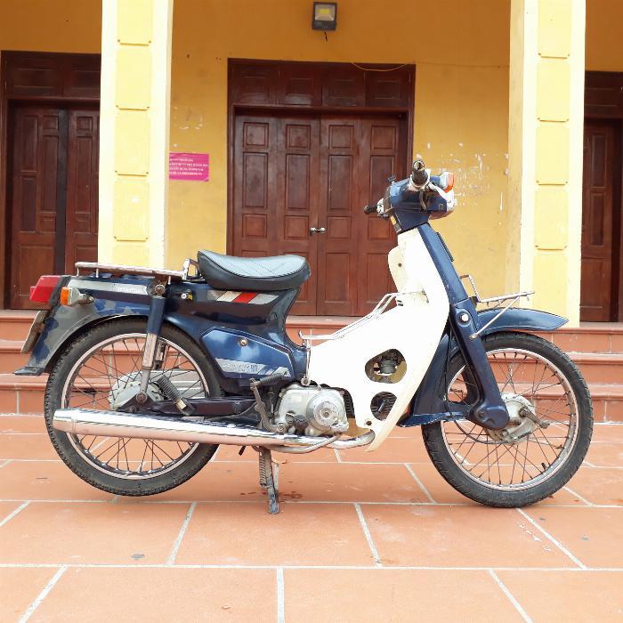 Honda Cub 90cc Nhật nguyên bản biển 4 số Hà Nội 29 2