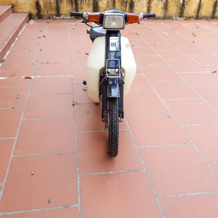 Honda Cub 90cc Nhật nguyên bản biển 4 số Hà Nội 29 3