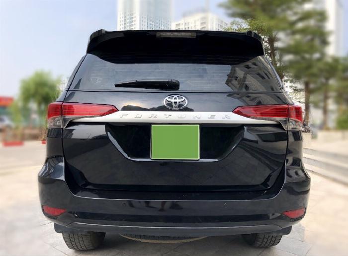 BÁN Toyota Fortuner Máy Dầu Nhập Khẩu 2018 Mới Nhất Việt Nam