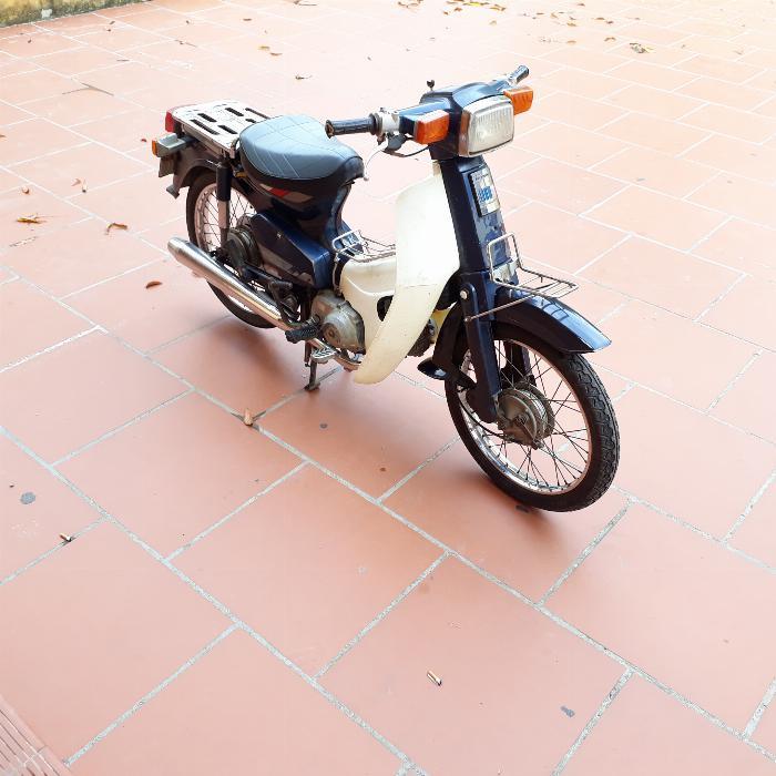 Honda Cub 90cc Nhật nguyên bản biển 4 số Hà Nội 29 4