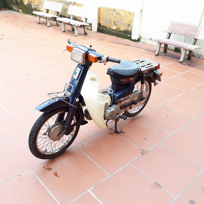 Honda Cub 90cc Nhật nguyên bản biển 4 số Hà Nội 29 5