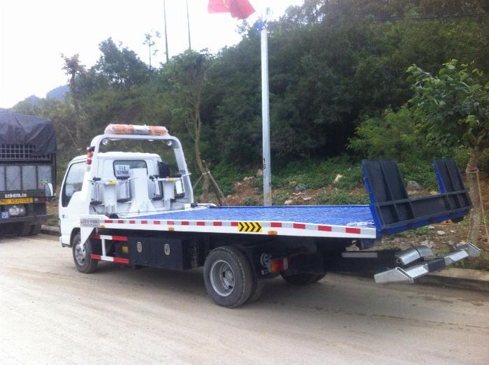 Bán xe cứu hộ giao thông 2 chức năng isuzu nhập khẩu 3