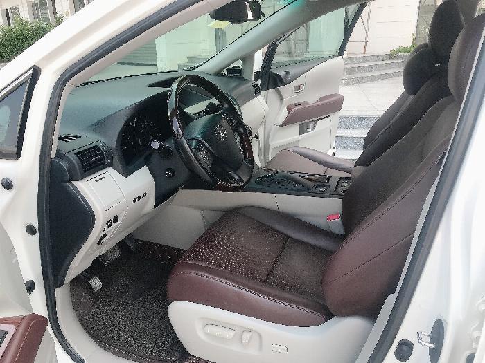 Lexus RX350 sản xuất 2009,đăng ký 2010,tư nhân,chính chủ,biển Hà Nội. 6
