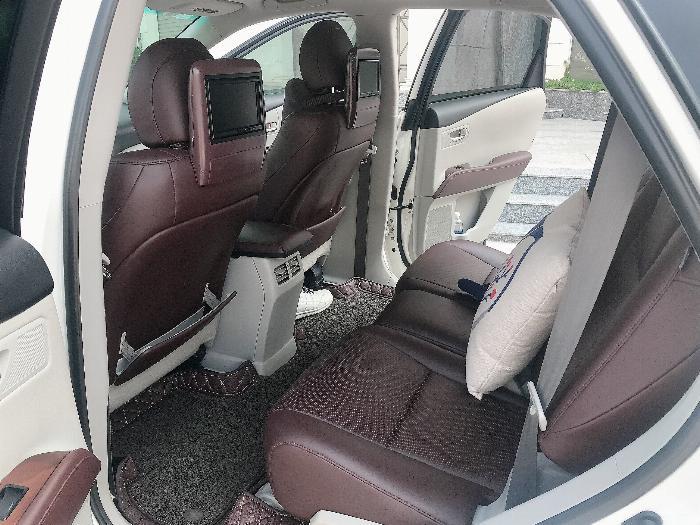 Lexus RX350 sản xuất 2009,đăng ký 2010,tư nhân,chính chủ,biển Hà Nội. 7