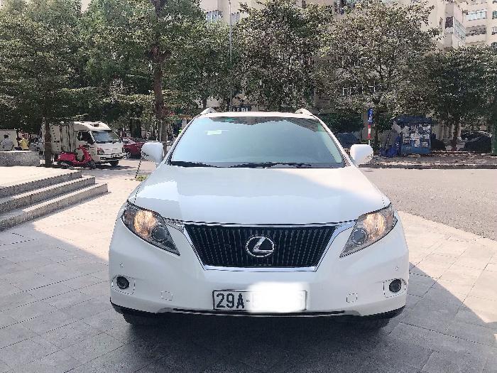 Lexus RX350 sản xuất 2009,đăng ký 2010,tư nhân,chính chủ,biển Hà Nội.
