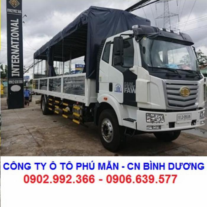 bán xe tải faw thùng dài - cần mua xe tai 7 tấn thùng dài 9.8 mét - đại lý bán xe tải 7 tấn giá rẻ