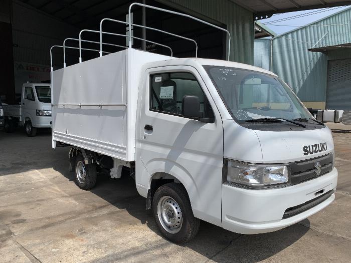 Suzuki All new Pro 2019