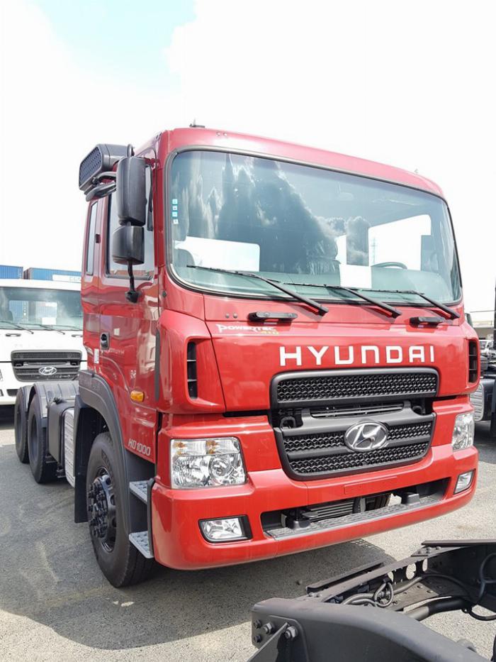 Đầu kéo Hyundai HD1000 2019 Giao Ngay