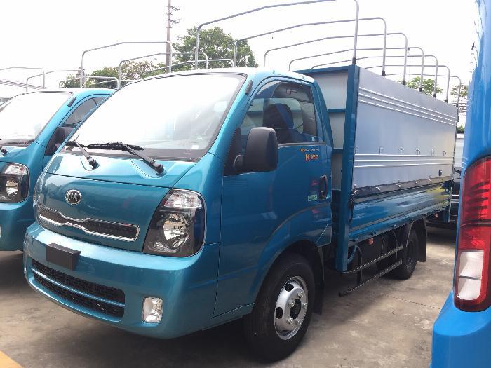 Bán xe Kia K250 2,5 tấn Euro 4 tiết kiệm nhiên liệu 5