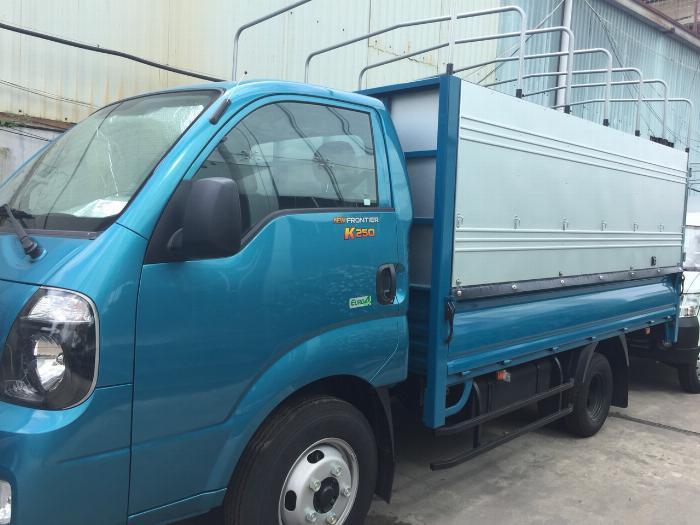 Bán xe Kia K250 2,5 tấn Euro 4 tiết kiệm nhiên liệu 3