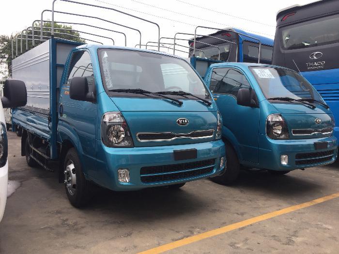 Bán xe Kia K250 2,5 tấn Euro 4 tiết kiệm nhiên liệu 4