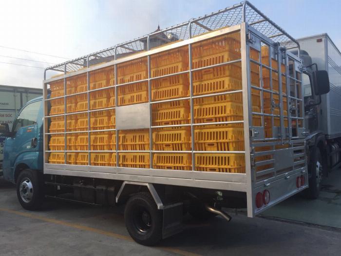 Bán xe Kia K250 2,5 tấn Euro 4 tiết kiệm nhiên liệu 6