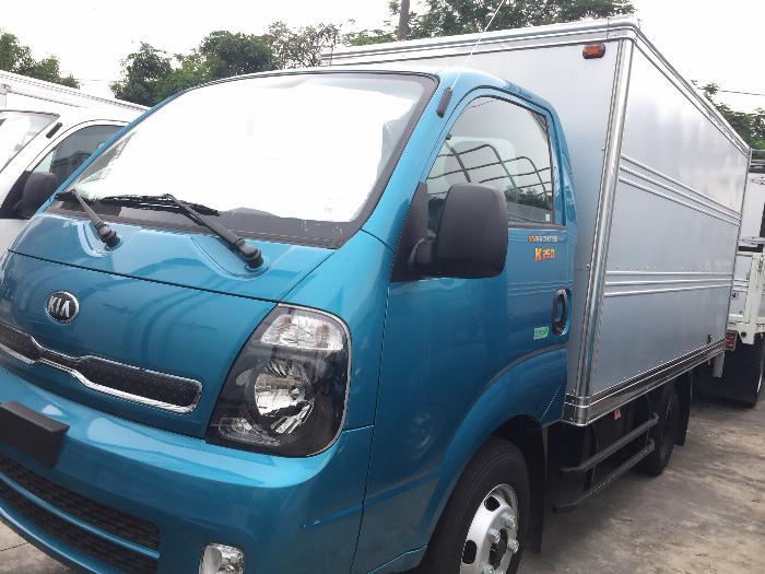 Bán xe Kia K250 2,5 tấn Euro 4 tiết kiệm nhiên liệu 7