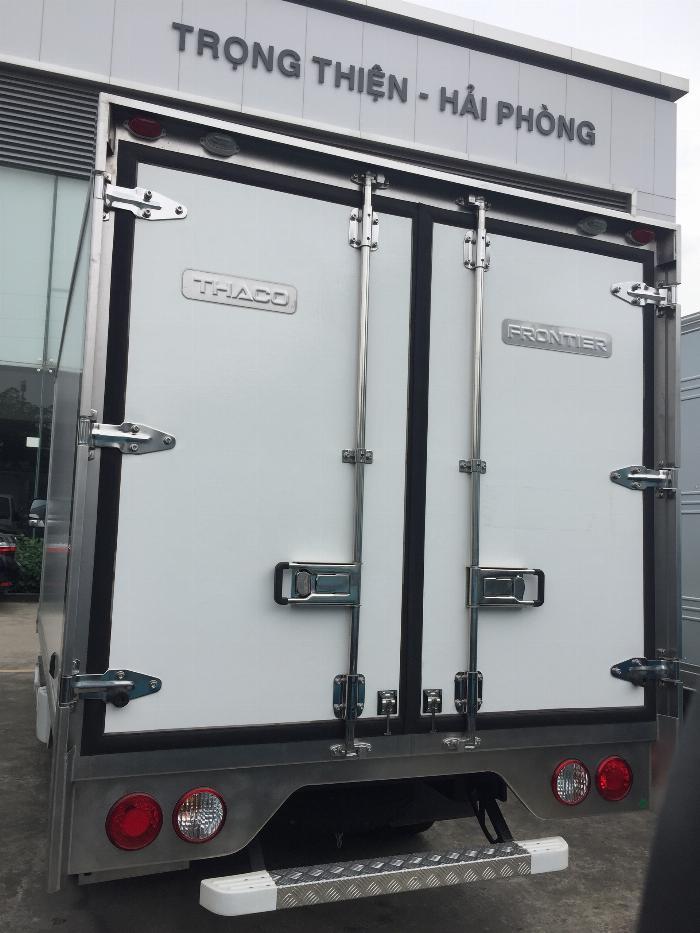Bán xe Kia K250 2,5 tấn Euro 4 tiết kiệm nhiên liệu 9