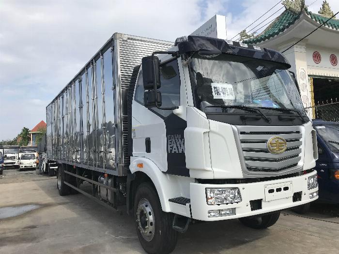 Bán nhanh xe tải 8 tấn thùng dài - Model 2019, trả trước 300 nhận xe 4
