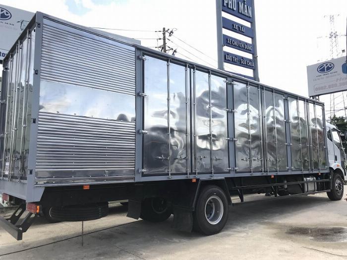 Bán nhanh xe tải 8 tấn thùng dài - Model 2019, trả trước 300 nhận xe 3