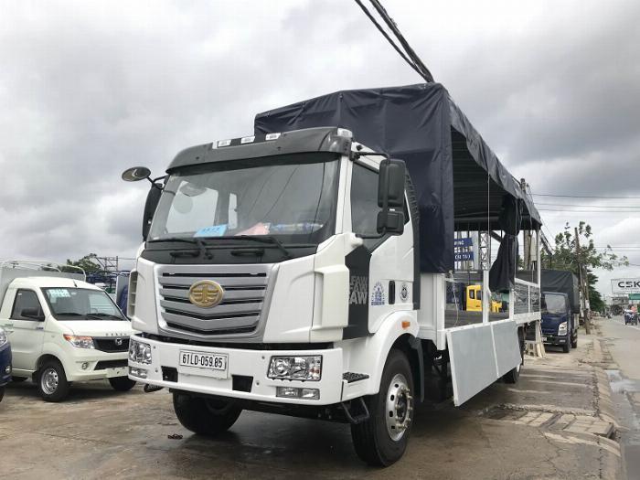 Bán nhanh xe tải 8 tấn thùng dài - Model 2019, trả trước 300 nhận xe 8