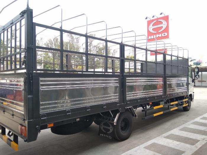 Bán xe 6 tấn thùng dài 7.2m. Đời 2019 1