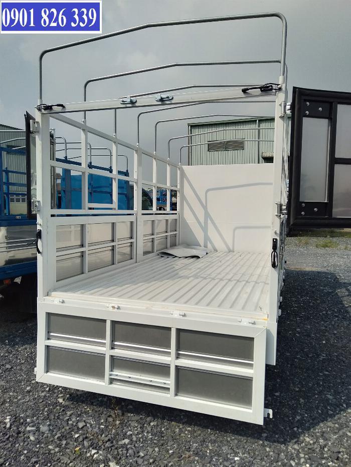 Xe Tải Thaco New Frontier K250-MB3 tải trọng 2490kg , Hỗ Trợ Trả Góp 70% - 80 %