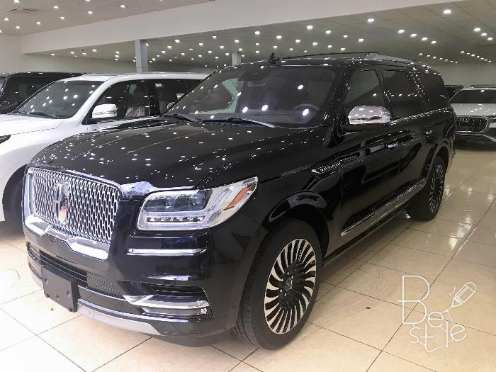 Lincoln Navigator Black Label L bản cao cấp nhất Nhập Mỹ,model 2020,xe giao ngay .