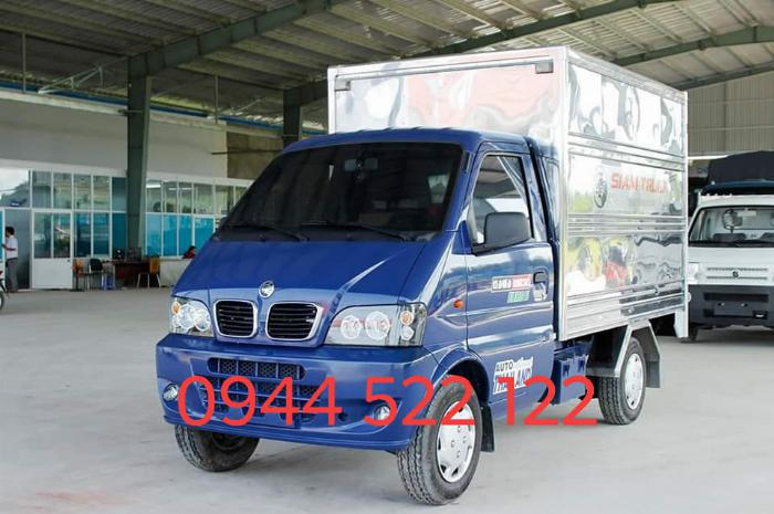 Xe tải Thái Lan SIAMTRUCK giá rẻ Tây Ninh 1