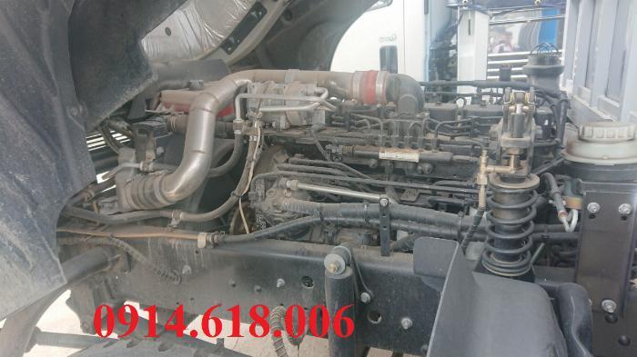 Xe tải DONG FENG B180 thùng dài 9m5, xe nhập, động cơ của mỹ , giá tốt 3