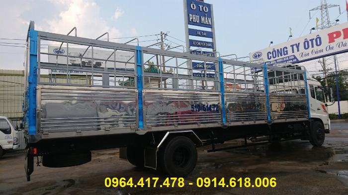 Xe tải DONG FENG B180 thùng dài 9m5, xe nhập, động cơ của mỹ , giá tốt 5
