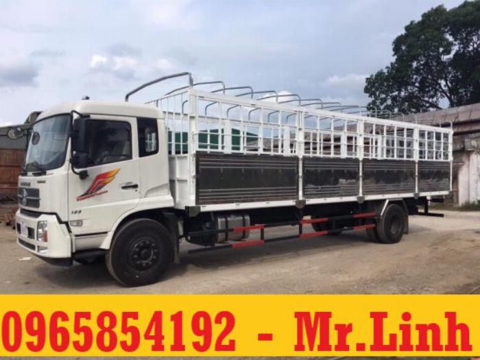 Dongfeng 8 tấn thùng siêu dài 200-300tr có xe