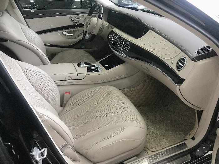 Bán Maybach S450 ,model và đăng ký 2018,lăn bánh 7000 Km,xe đẹp,biển đẹp,hóa đơn VAT hơn 5Ty. 6