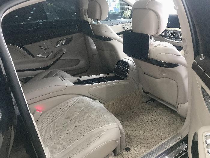 Bán Maybach S450 ,model và đăng ký 2018,lăn bánh 7000 Km,xe đẹp,biển đẹp,hóa đơn VAT hơn 5Ty. 7