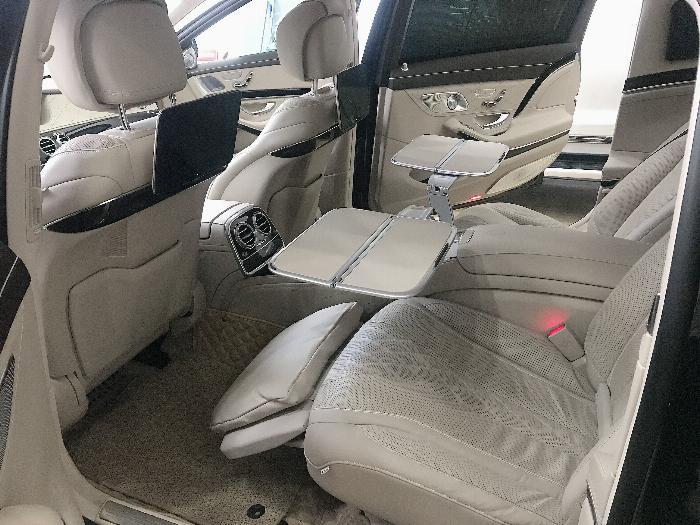 Bán Maybach S450 ,model và đăng ký 2018,lăn bánh 7000 Km,xe đẹp,biển đẹp,hóa đơn VAT hơn 5Ty. 8