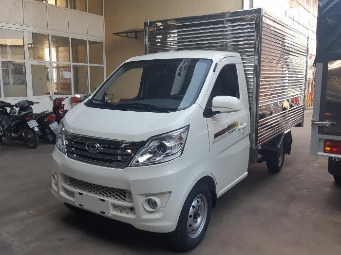 Bán xe tải TERA100 thùng kín có cửa hông l tải trọng 930kg thùng dài 2m8 l Ô TÔ Phước TIến