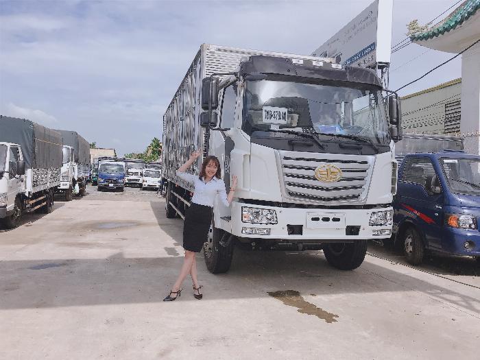 bán xe tải 7 tấn thùng dài - xe faw 7 tấn chở hàng - đại lý xe tải 7 tấn uy tín 1
