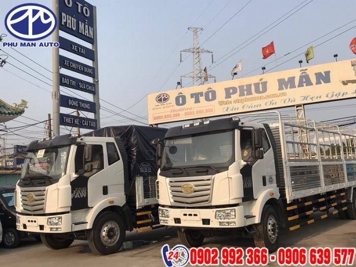 bán xe tải 7 tấn thùng dài - xe faw 7 tấn chở hàng - đại lý xe tải 7 tấn uy tín 2