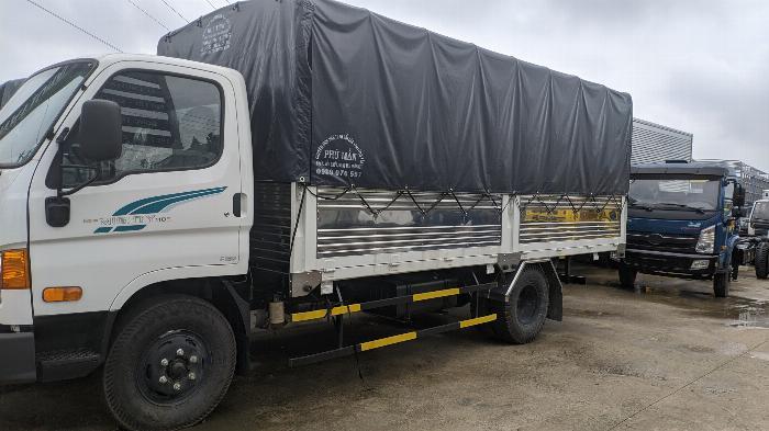 Xe tải thùng N250SL 2.4 tấn