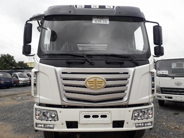 Xe tải thùng Faw 8 tấn thùng dài 9m7
