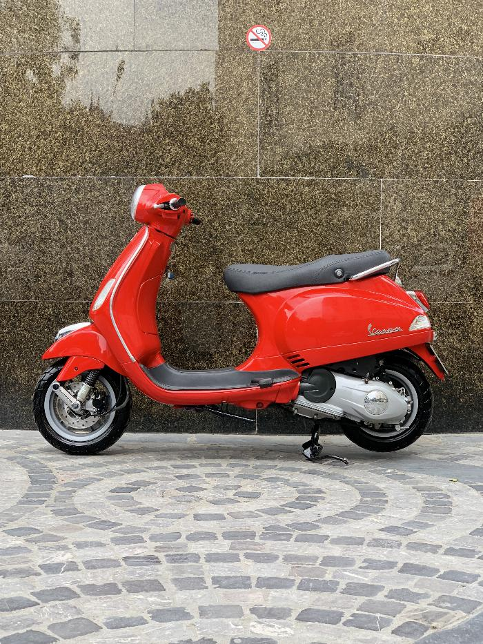 Cần bán LX 3Vie 2014 màu Đỏ đẹp miễn chê