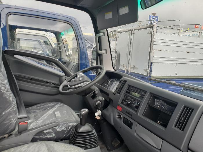 Xe tải trung quốc thùng dài 10m Faw 7.25T- xe nhập 2019, giá cạnh tranh 4