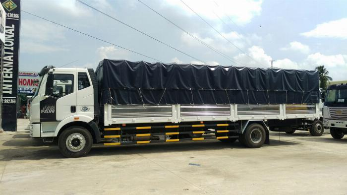 Xe tải trung quốc thùng dài 10m Faw 7.25T- xe nhập 2019, giá cạnh tranh 3