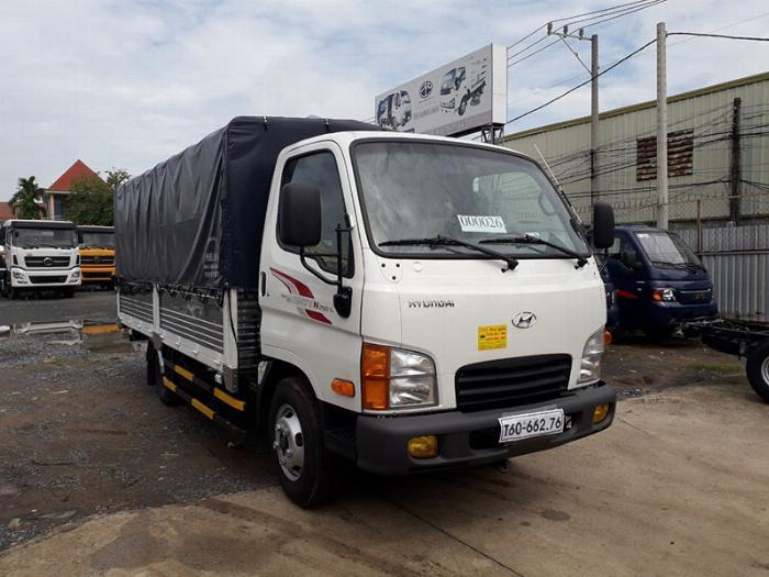 Xe tải Hyundai N250SL thùng dài - Gía mềm, trả trước 100 nhận xe ngay