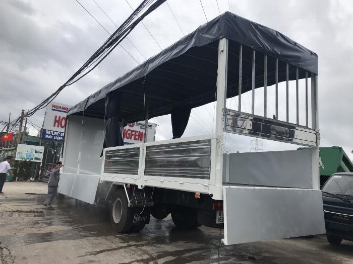 Xe tải trung quốc thùng dài 10m Faw 7.25T- xe nhập 2019, giá cạnh tranh 2