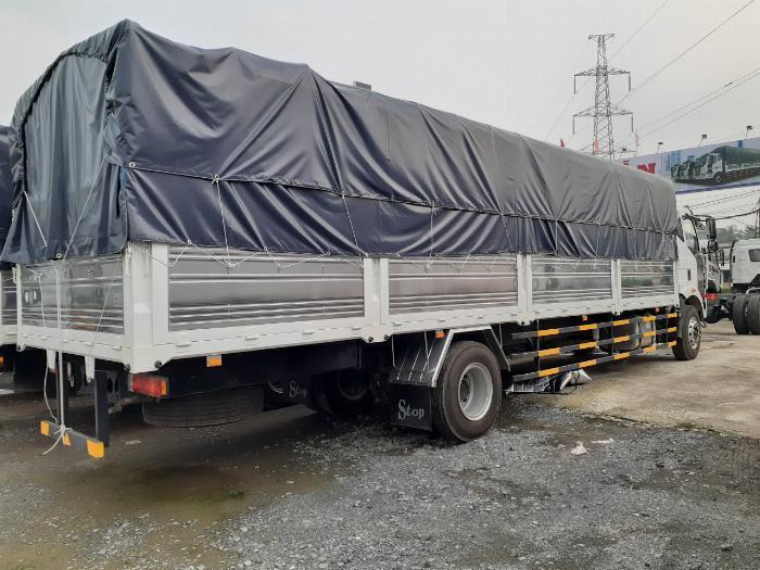 Xe tải trung quốc thùng dài 10m Faw 7.25T- xe nhập 2019, giá cạnh tranh 5