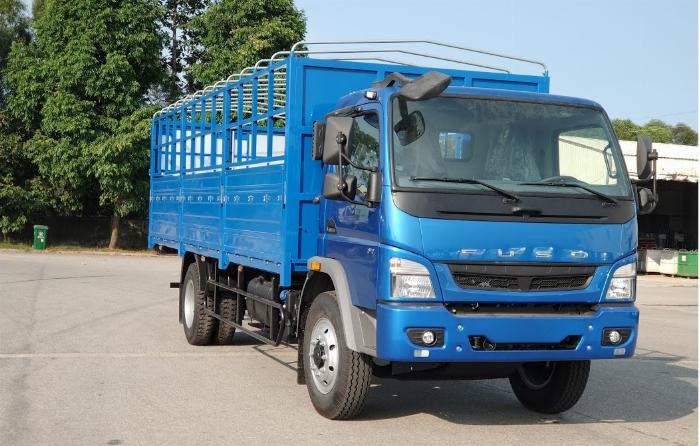 Xe tải Mitsubishi Fuso Fi tải 8 tấn đời 2019 thùng dài 7 mét Tặng 1000 lít dầu 3