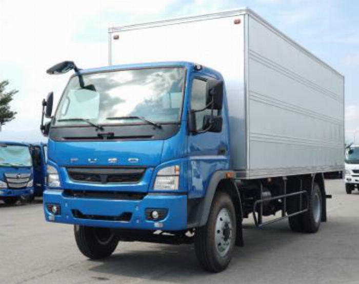 Xe tải Mitsubishi Fuso Fi tải 8 tấn đời 2019 thùng dài 7 mét Tặng 1000 lít dầu 4