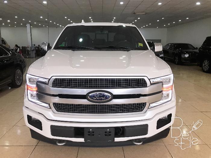 Siêu bán tải Ford F150 Limited 3.5, nhập MỸ ,2019,màu trắng ,mới 100%,xe giao ngay .